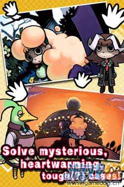 任天堂DS平台触摸侦探Touch Detective今登录安卓4