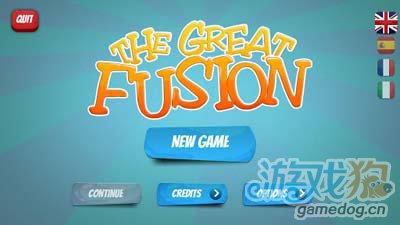 和谐社会The Great Fusion:第三人称冒险解密游戏1