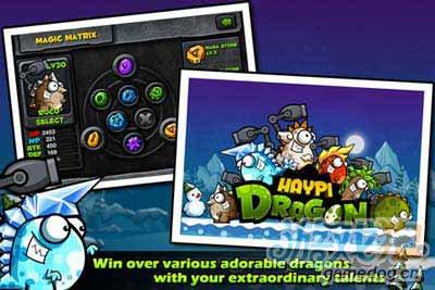嗨皮龙Haypi Dragon:画风休闲的物理类对战游戏2