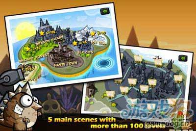 嗨皮龙Haypi Dragon:画风休闲的物理类对战游戏3