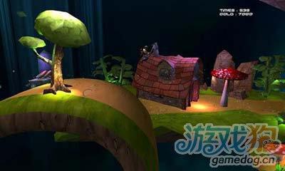 横版闯关游戏:巴勃罗Pablo 在魔幻世界中闯荡冒险3