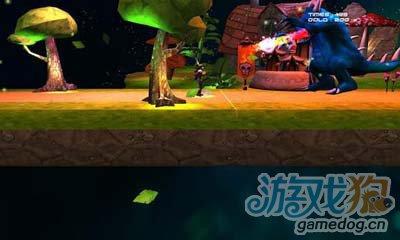 横版闯关游戏:巴勃罗Pablo 在魔幻世界中闯荡冒险4