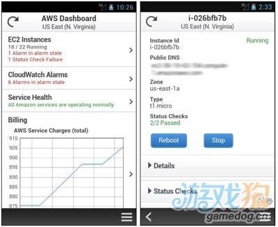 亚马逊云服务已可在平板和安卓手机上登录后台2
