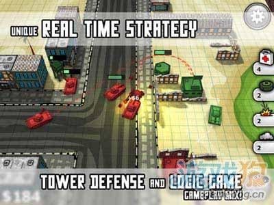 益智類的戰爭遊戲:劃線戰爭簡單卻不簡潔的戰爭5