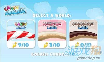 糖果賽車Candy Racer Full:充滿挑戰的糖果世界4