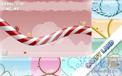糖果賽車Candy Racer Full:充滿挑戰的糖果世界1