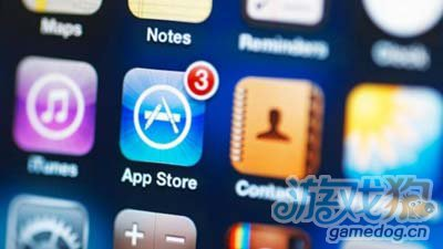 苹果App Store突破400亿 用户数超5亿1