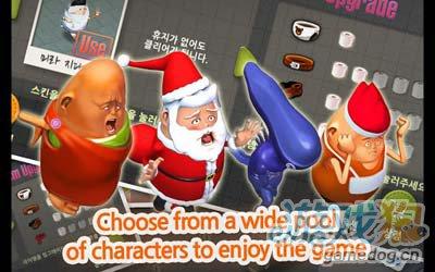 安卓游戏:厕所大冲锋HellyBelly 满满的都是恶趣味3