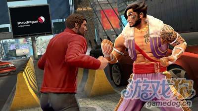 龙之团队Team Dragon:画面精美招式贫乏的格斗游戏3