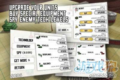 优质策略游戏:划线战争金币修改版 决定战局的命运4
