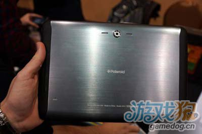 CES2013:宝丽来再推安卓平板Polaroid3