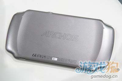 爱可视7寸安卓游戏平板发布 拥有实体按键2