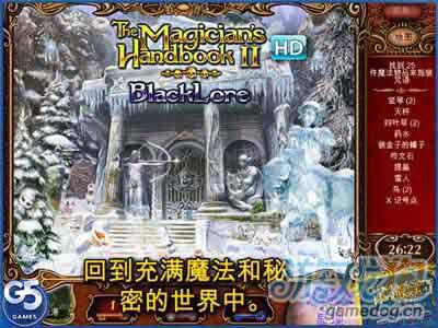 魔术师手册2黑色学问:探索神秘的魔法世界4