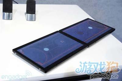 不会产生误操作 CES展出新概念型安卓平板4
