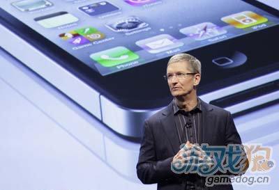 库克拜会移动董事长 或于下半年推4G版iPhone51