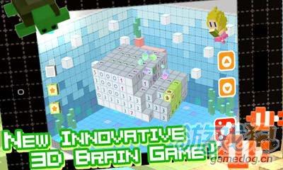 可爱解谜方块Oh Cube:乐高风格3D扫雷1