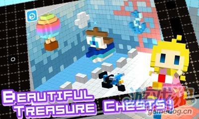 可爱解谜方块Oh Cube:乐高风格3D扫雷3