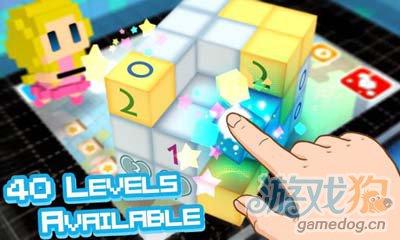 可爱解谜方块Oh Cube:乐高风格3D扫雷2