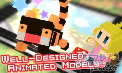 可爱解谜方块Oh Cube:乐高风格3D扫雷5