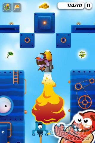 超级绳子SuperRope:极速动作攀爬游戏3