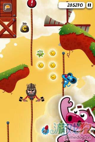 超级绳子SuperRope:极速动作攀爬游戏1