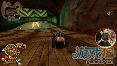 蒸汽朋克赛车:奇异的赛车世界5