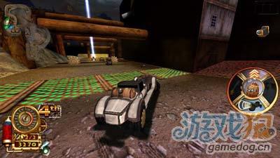 蒸汽朋克赛车:奇异的赛车世界2