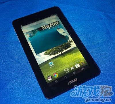 华硕两款廉价Android平板亮相1