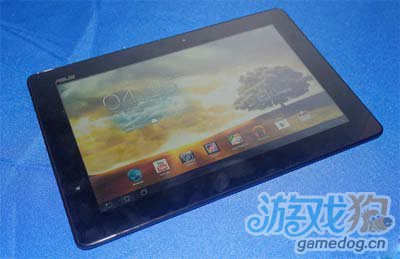 华硕两款廉价Android平板亮相2