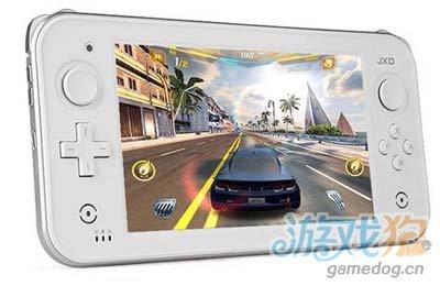 JXD发布Android游戏平板 售价150美元1