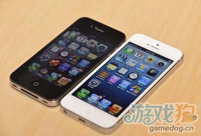 iPhone5需求低于预期 苹果削减零部件订单1
