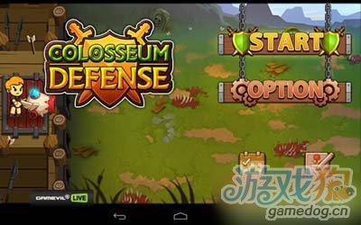 斗兽场防御Colosseum Defense:不错的孤胆塔防游戏1