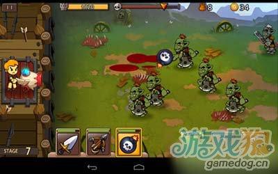 斗兽场防御Colosseum Defense:不错的孤胆塔防游戏3