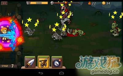 斗兽场防御Colosseum Defense:不错的孤胆塔防游戏4