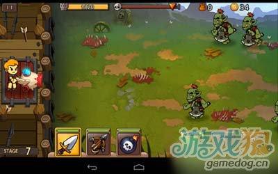 斗兽场防御Colosseum Defense:不错的孤胆塔防游戏2