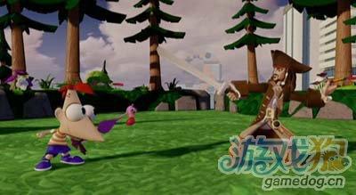 迪斯尼联手皮克斯打造跨平台新游Disney Infinity4