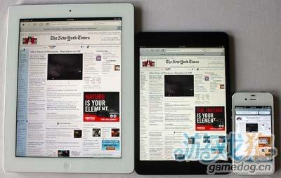 分析师:iPhone5销售强势 影响iPad销量1