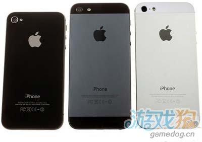 不惧争议 iPhone5仍带iPhone出货量上升1