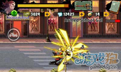 动作游戏:重伤拳霸天下 安卓版v1.00.00更新上架3