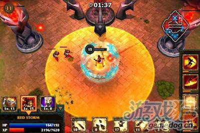 英雄传说Legendary Heroes:安卓版v1.7.0更新上架2