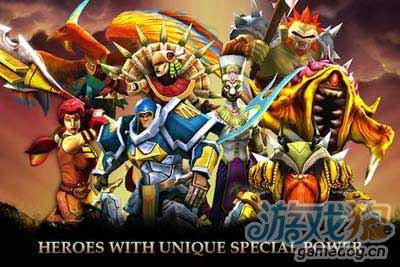 英雄传说Legendary Heroes:安卓版v1.7.0更新上架1