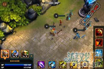 英雄传说Legendary Heroes:安卓版v1.7.0更新上架3