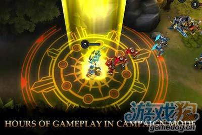 英雄传说Legendary Heroes:安卓版v1.7.0更新上架4