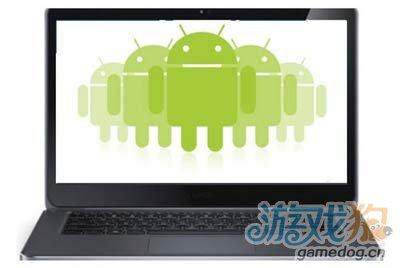 触摸屏普及 Android进军桌面系统迎良机1