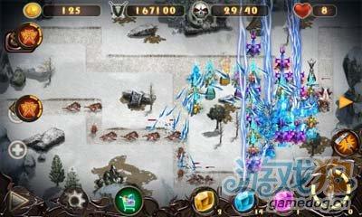安卓塔防游戏:史詩塔防风之魔咒 v1.0.7更新上架2