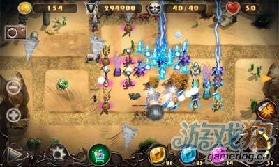 安卓塔防游戏:史詩塔防风之魔咒 v1.0.7更新上架4