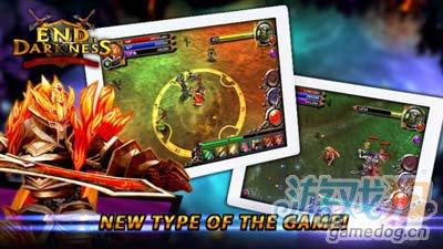 安卓游戏:黑暗之终结 v1.0版更新上架1