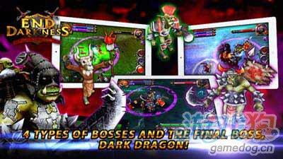 安卓游戏:黑暗之终结 v1.0版更新上架3