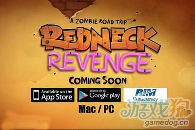 休闲小游戏Redneck Revenge公布首个游戏视频1