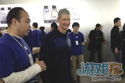 苹果CEO库克:产品冲突是巨大的机会1
